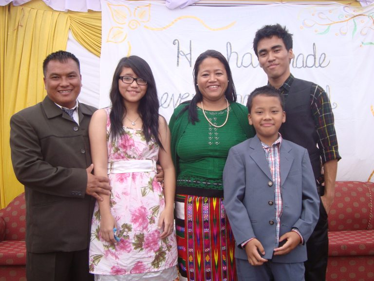 Moia and Family