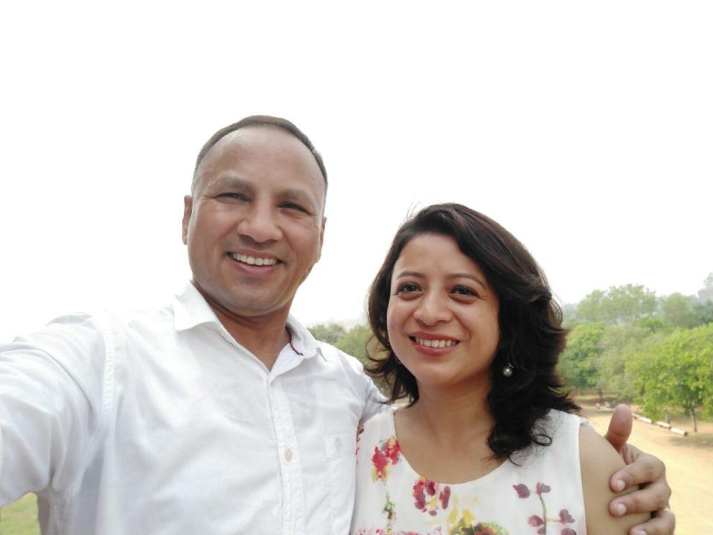 Sanjay and Lasuk